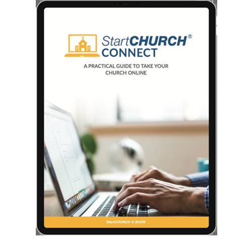 StartCHURCH Connect Ebook